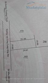 Cần bán đất hẻm Trường Chinh