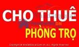 Cho thuê phòng trọ hẻm 225 Phạm Văn Đồng